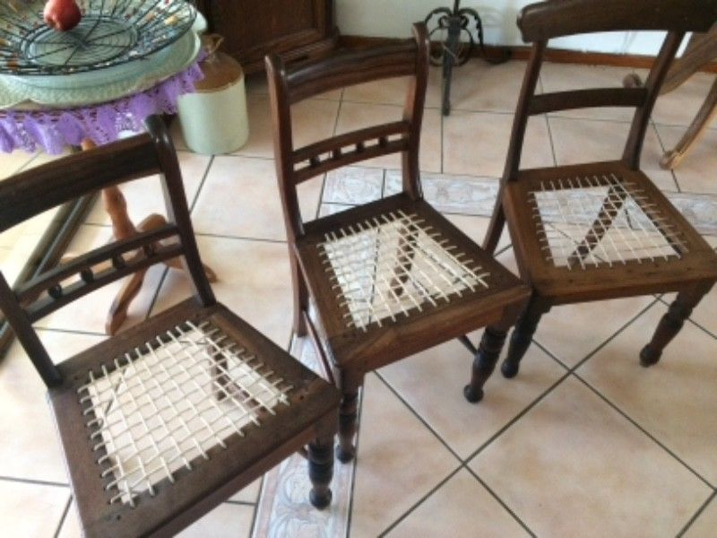 Riem Pies Bench And 3 Chairs Other Gumtree Classifieds South