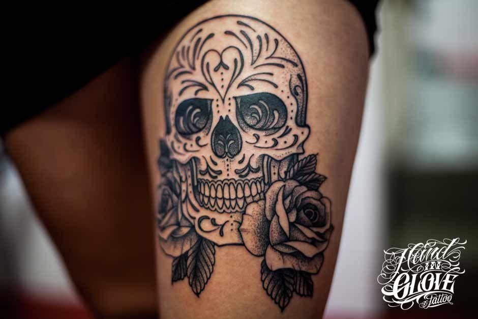 Ben Inglov Monmon Cat Tattoo Tattoos Mexican Skulls Cat Tattoo