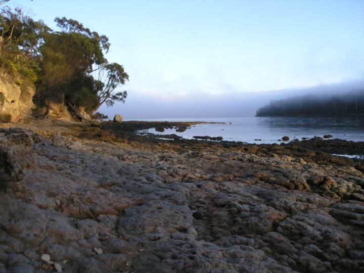 Eggs and bacon bay tasmania