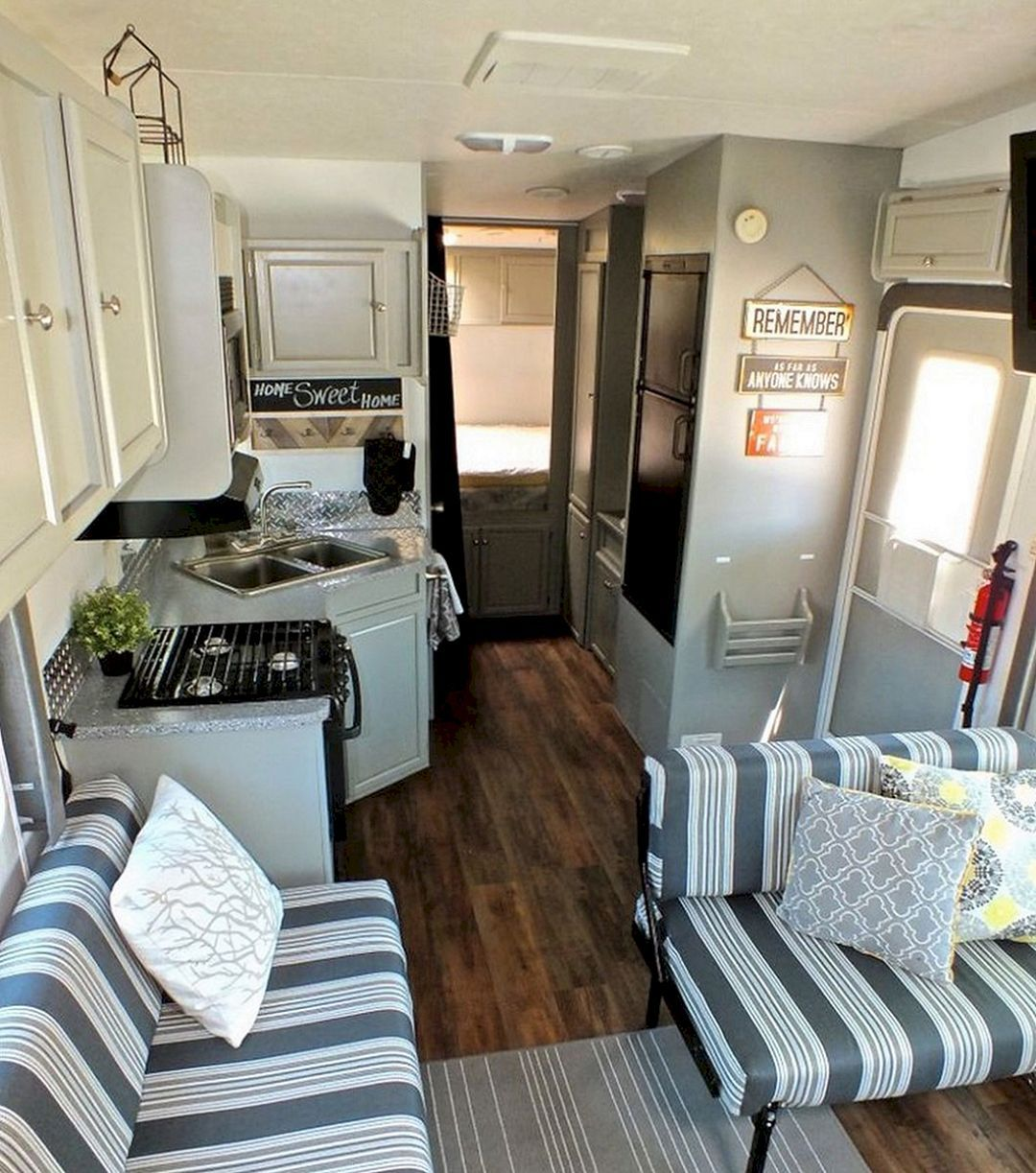 Remodeling Ideas: Best Camper Van Hacks, Makeover, Remodel And Renovation