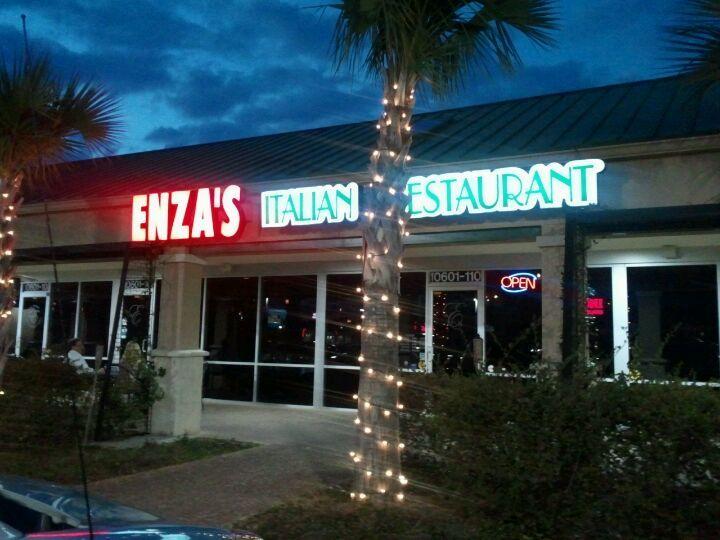 Enza S Italian Restaurant In Jacksonville Fl Mandarin