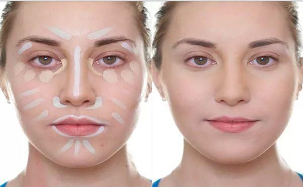 Como usar corretivo no rosto ?
