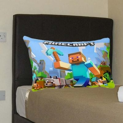 Design Your Own Pillowcase Minecraft Personalize  Create Your Own  Custom  Design Your