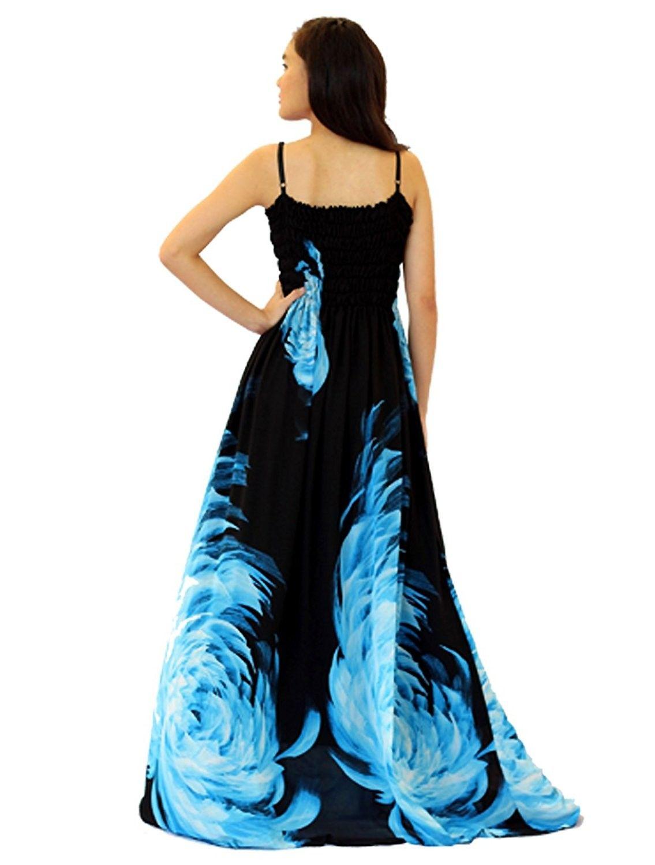 f2306a3d4fcc Maxi Dress Plus Size Clothing Black Ball Gala Party Sundress Evening ...