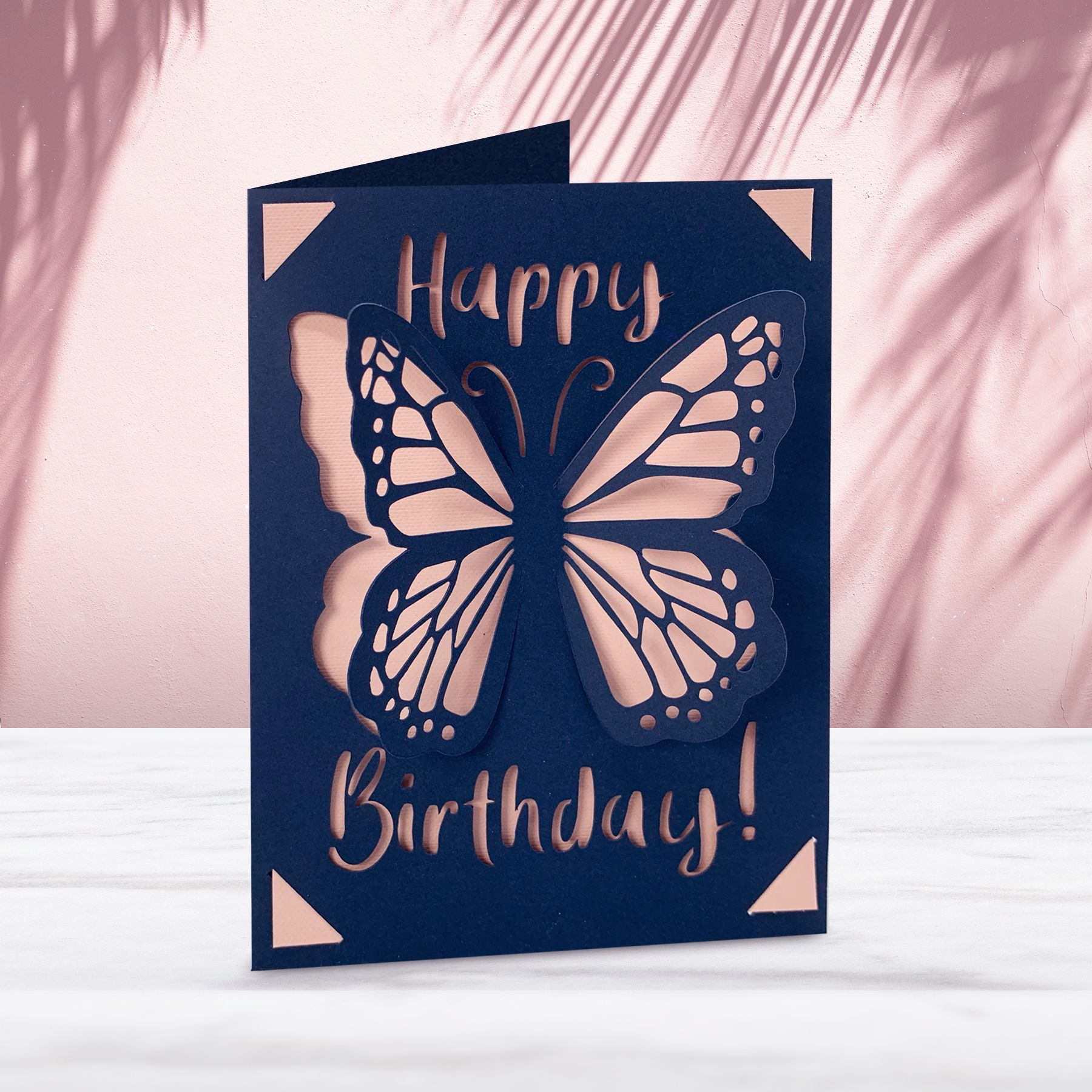 Cricut Joy Butterfly Pop Up Card Template Svg File Instant Download Pop Up Card Templates Cricut Birthday Cards Joy Cards