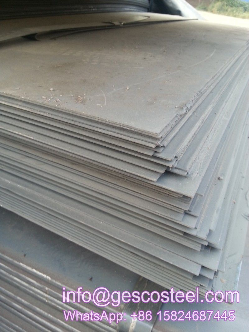 Gb T1591 Q345 Steel Include Q345a Q345b Q345c Q345d Q345e Steel Q345 Steel Plate Has Good Comprehensive Mechanics Performance Steel Plate Steel Wood