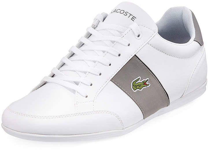b4ca230d6554d5 Lacoste Men s Nivolor Leather Sneakers