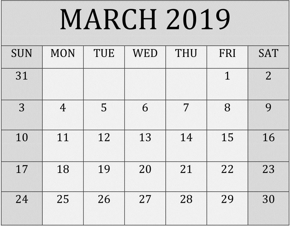 Pin by CalendarKart Free on Calendar 2019 2019 calendar