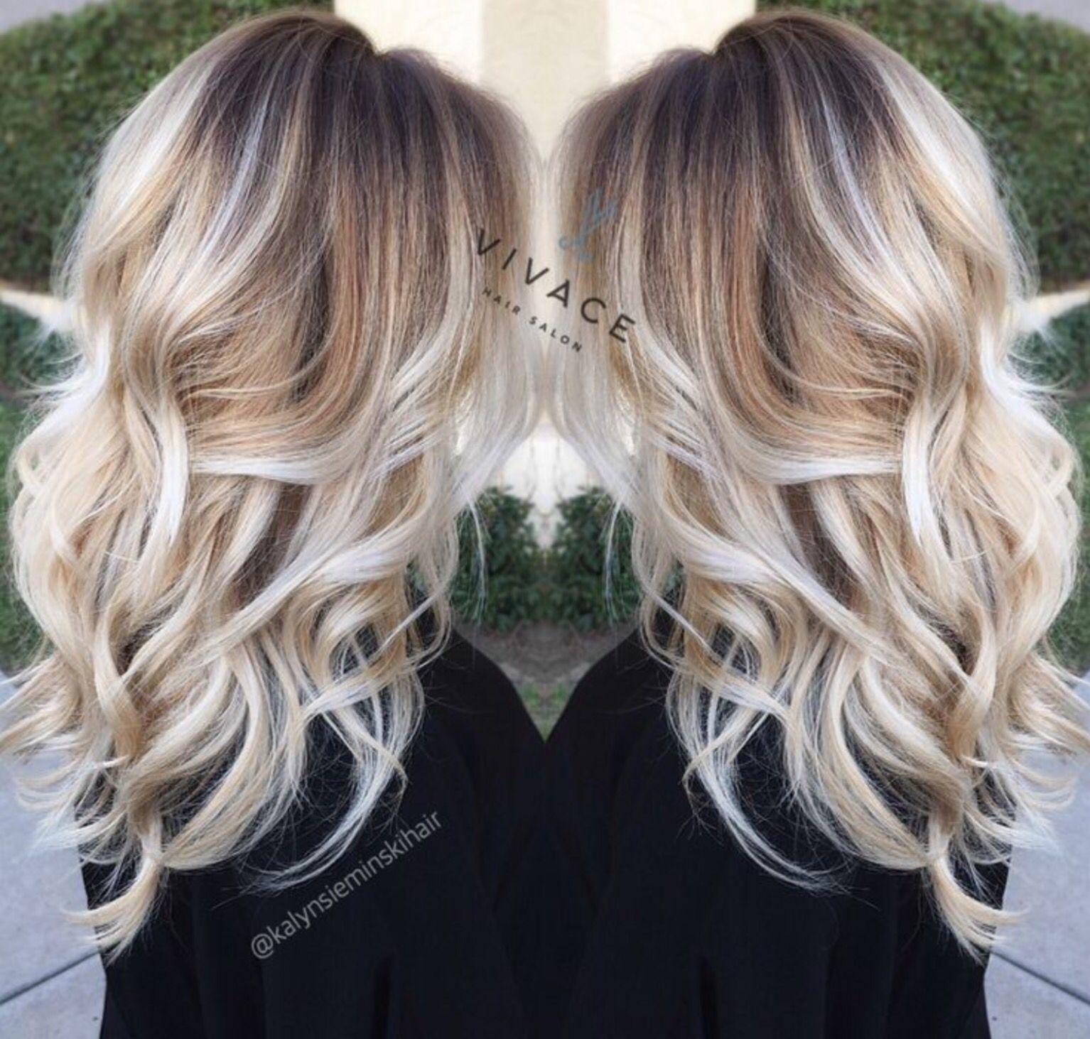 Love great color great distribution hair art pinterest hair