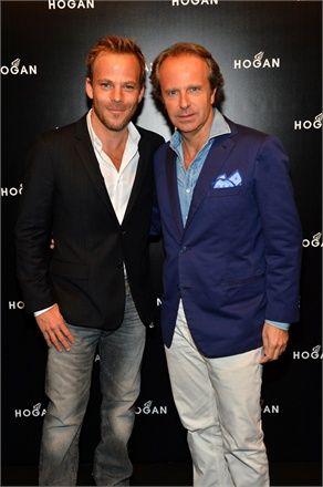 brand new 71be0 a12e0 Un cocktail da Hogan | STEPHEN DORFF | Fashion, Suit jacket ...