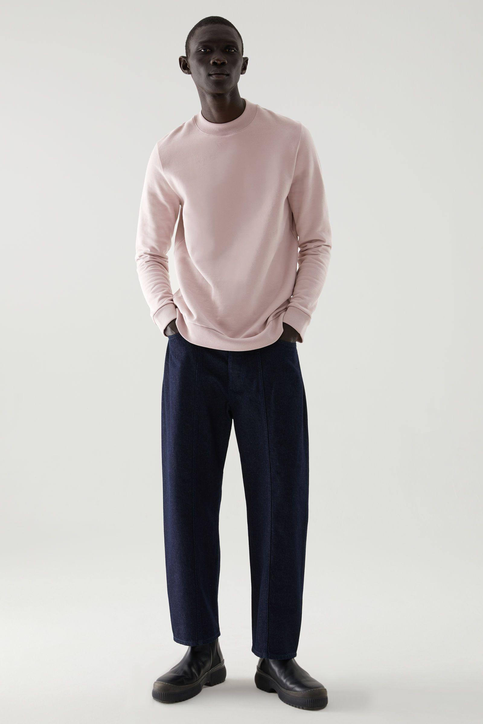 COS Cotton sweatshirt in 2020 Cotton sweatshirts
