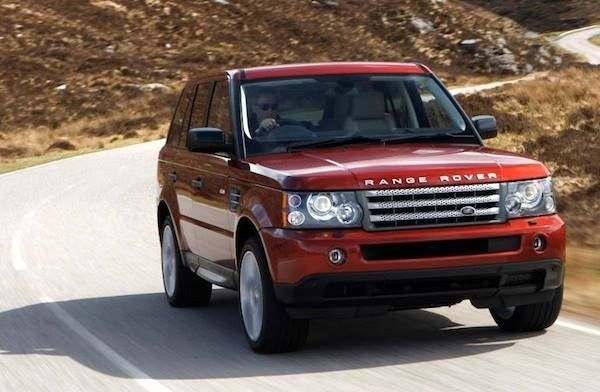 The new Range Rover #pinkrangerovers The new Range Rover #pinkrangerovers