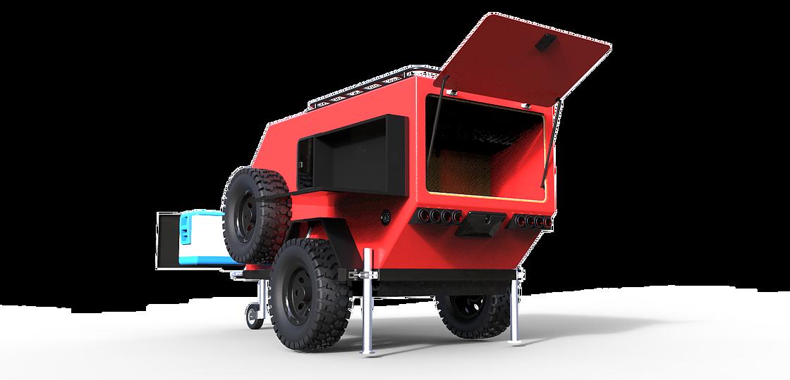 En CampBox Chile nos especializamos en trailers de camping, equipos ...