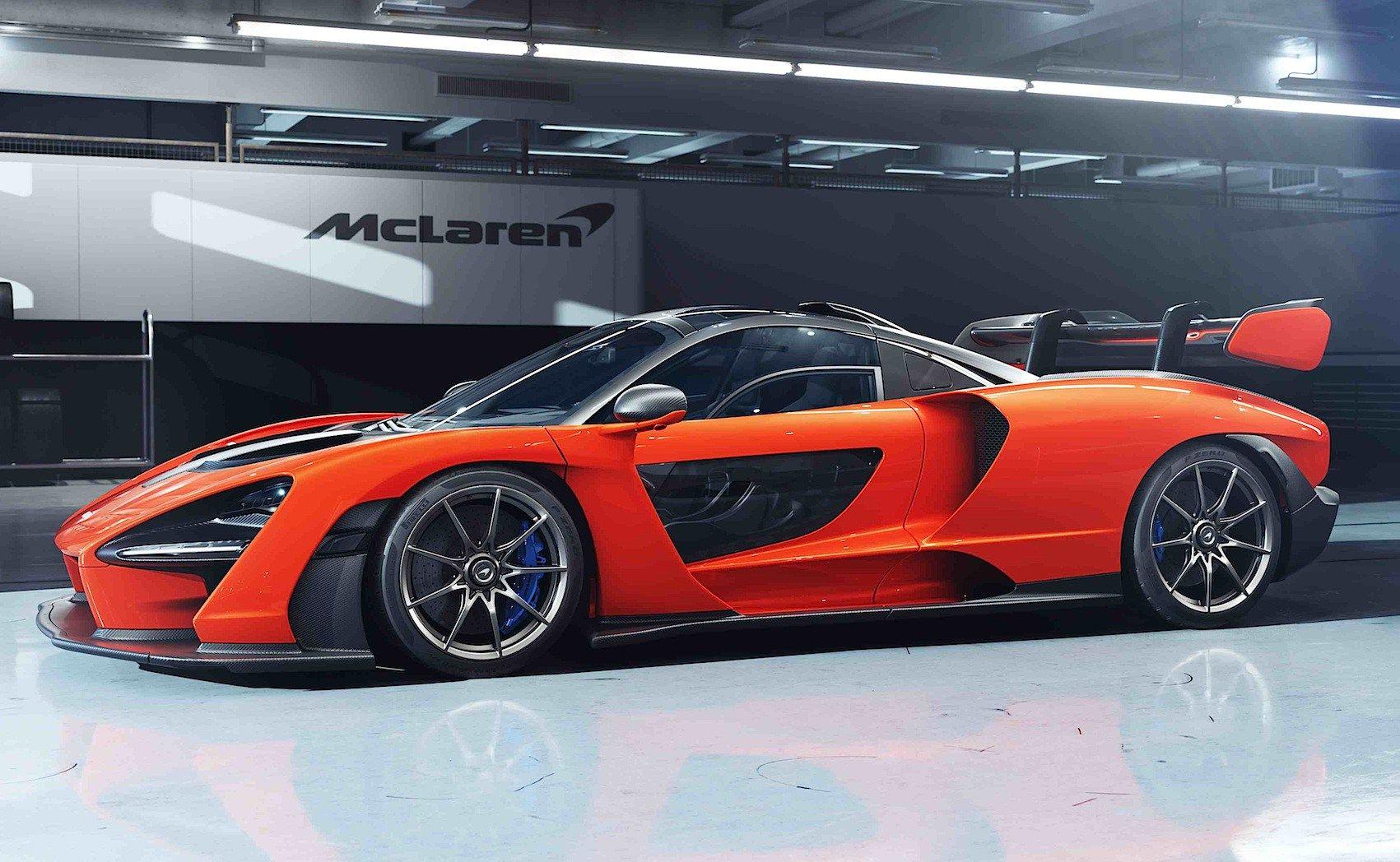 McLaren Senna Polarises The World With Controversial Hypercar Design