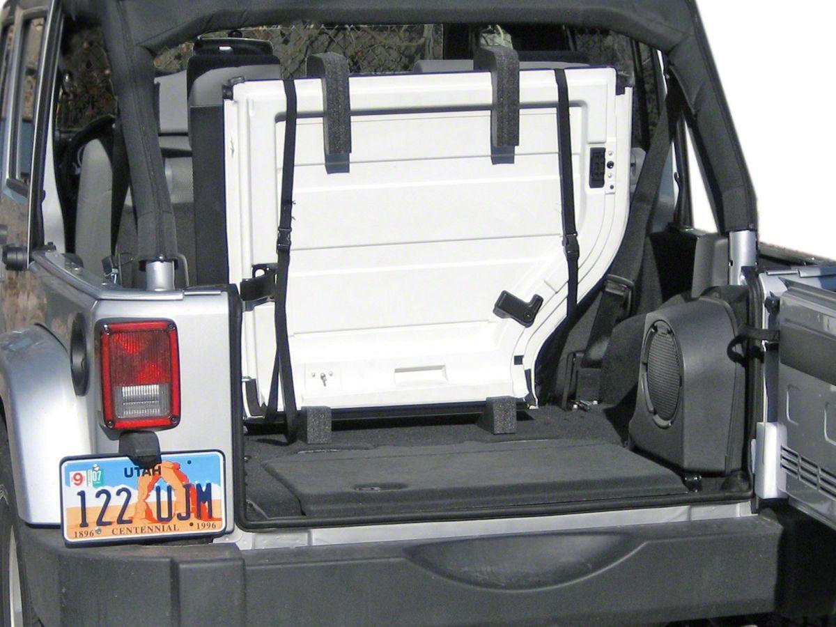 Pin On Jeep Storage