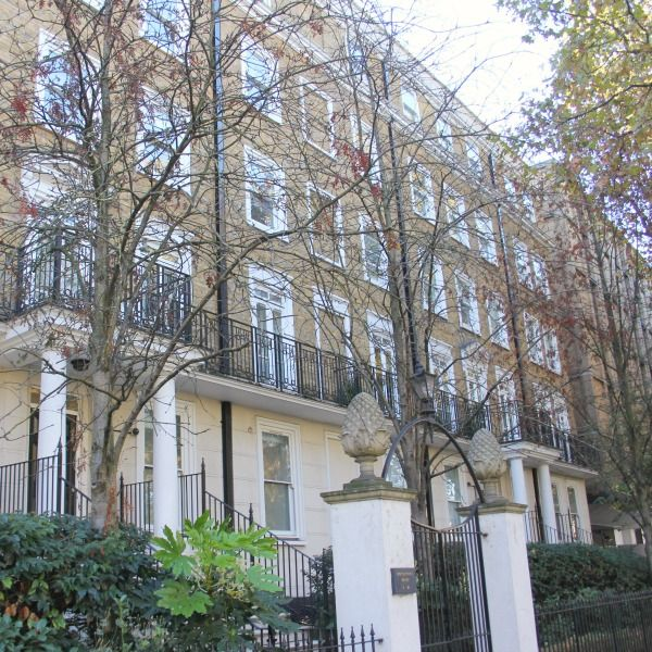 Apartments For Rent In London Uk: Holland Park Apartment Rental: Design Details
