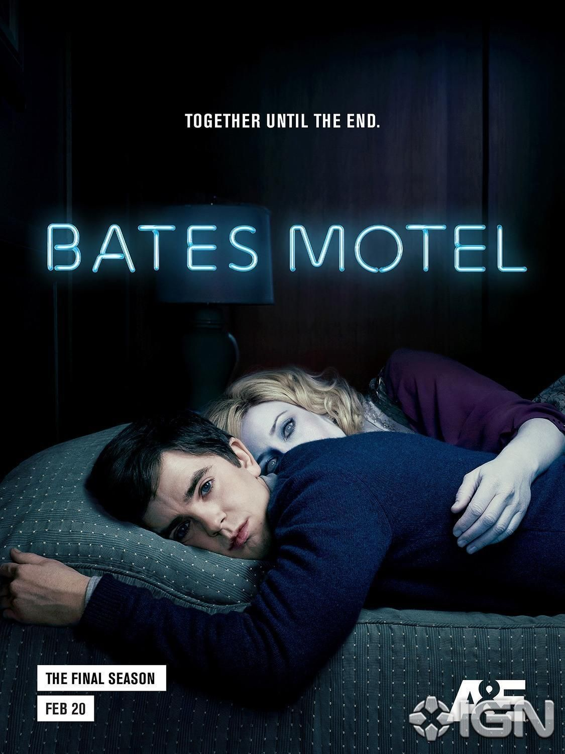 Next Month The Final Season Of Bates Motel Will Air And Judging From These New Posters Bates Motel Bates Motel Season 5 Bates Motel Movie