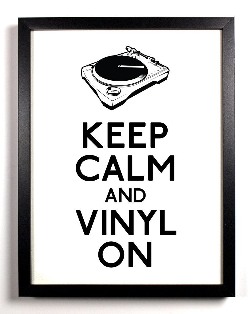 Keep calm and...\
