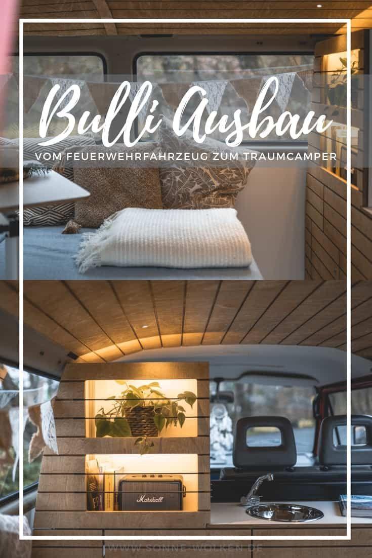 Photo of Bulli Ausbau – Vom historischen Feuerwehrfahrzeug zum Traumcamper #Ausbau #Bul…