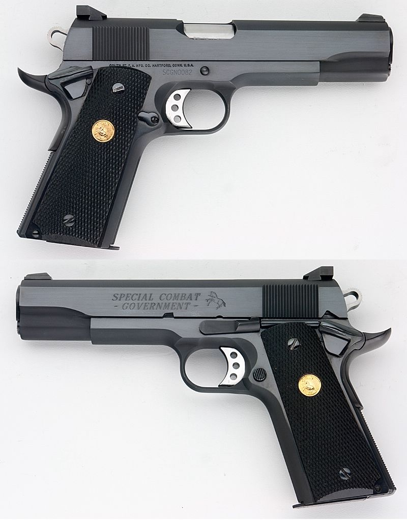 colt 1911 special combat government carry model 45 acp pistol nib rh pinterest com
