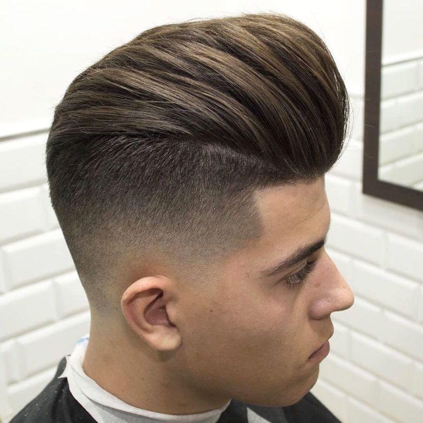 21 Types Of Fade Haircut Low Fade Medium Fade Taper Fade High Fade Hairstyles Long Hair Styles Men Hairstyles Haircuts Mens Hairstyles