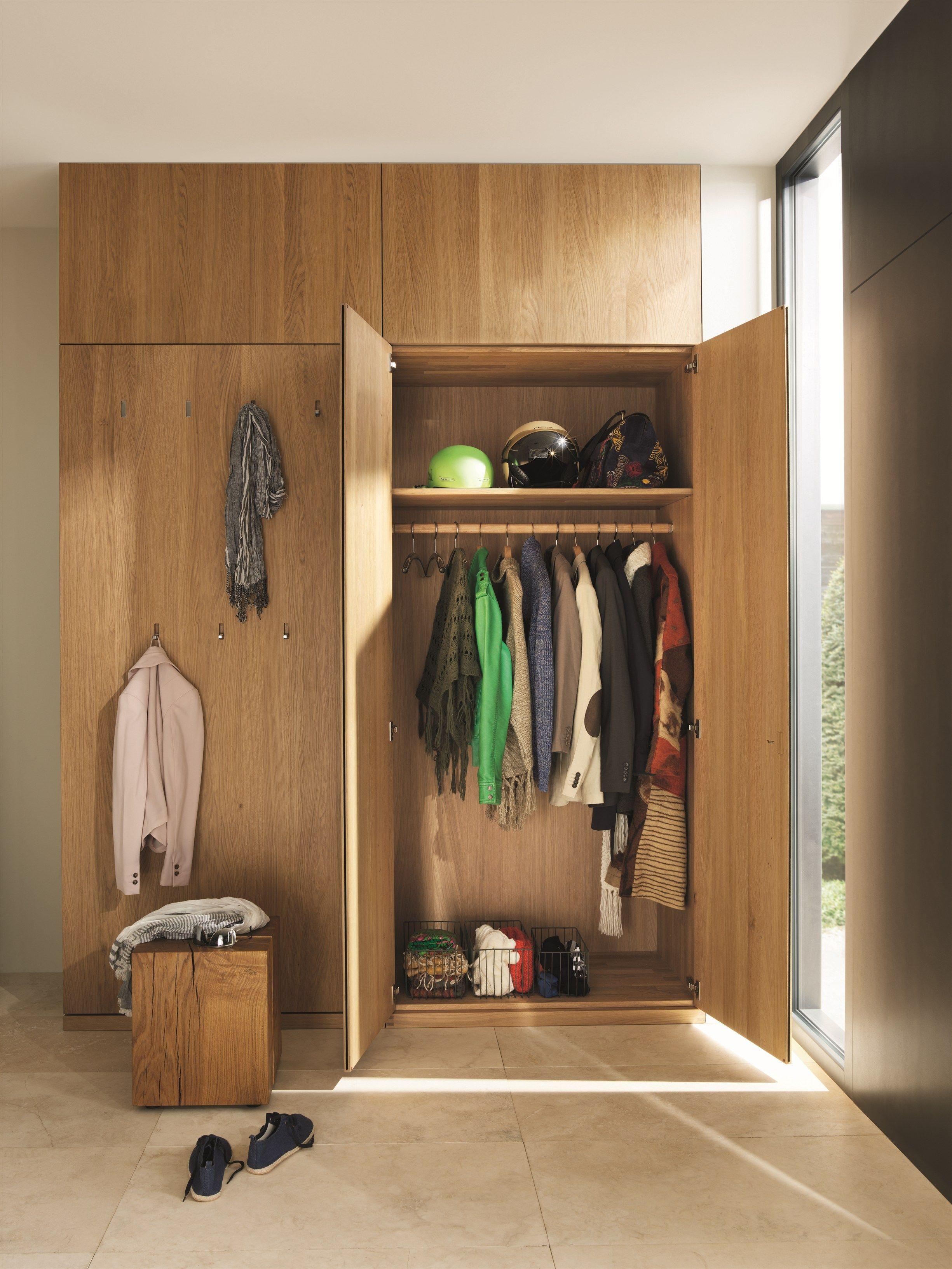 Modern hallway furniture ideas  CUBUS PURE Hallway unit by TEAM  Natürlich Wohnen design Sebastian
