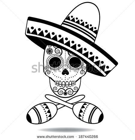 Sugar Skulls Stock Photos, Images, & Pictures | Shutterstock