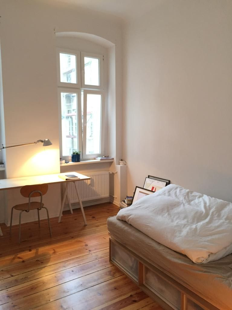 möbliertes altbau zimmer in traum wg - wg zimmer in berlin, Wohnzimmer dekoo