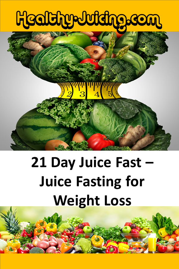 Get your juice fast 21-day plan and start juice fasting for weight loss  today. Juice fasting recipes are just a click away.