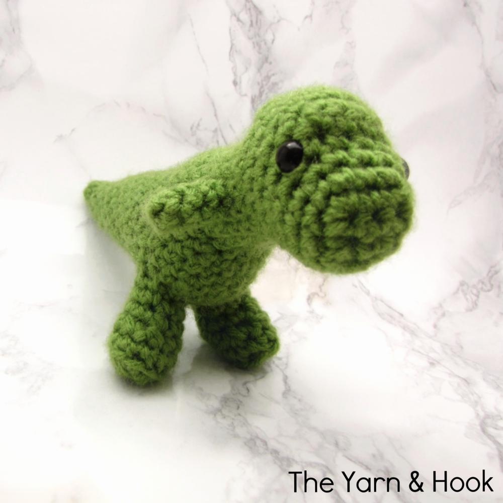 Gratis haakpatroon: BABY DINO en 2018   Crochet   Pinterest ...