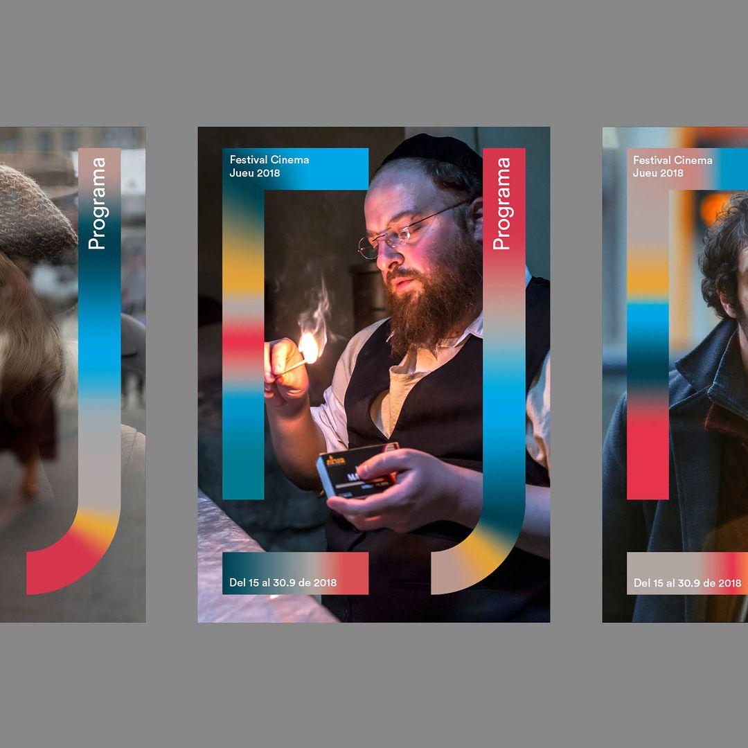 Familia On Instagram Barcelona Jewish Film Festival 2018 Graphic
