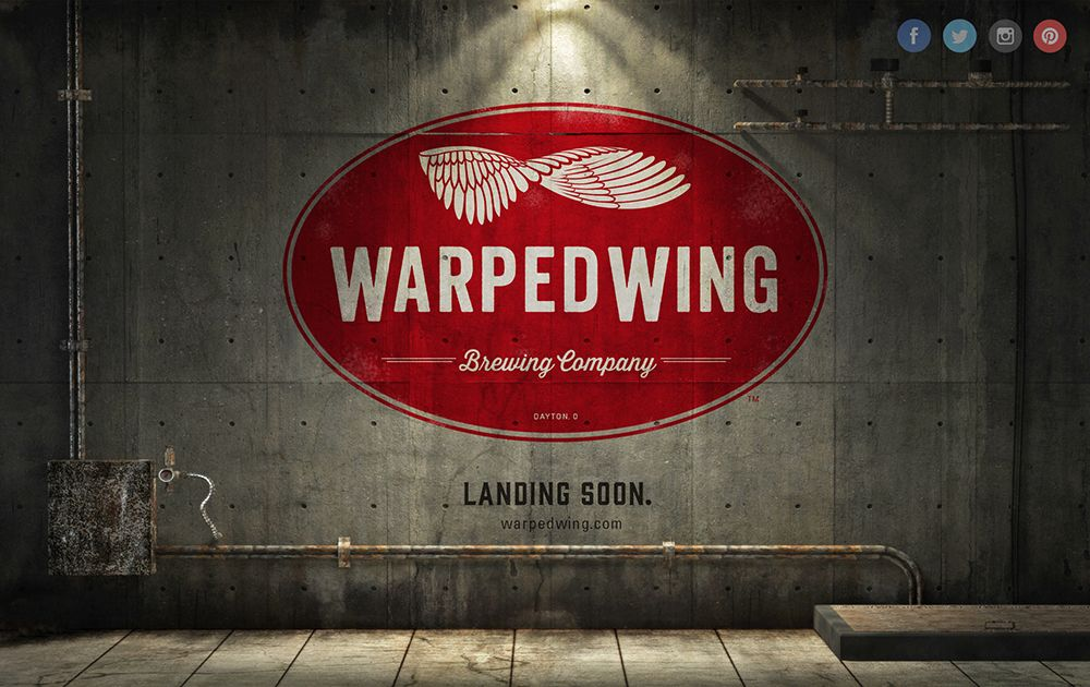 Fantastic brewery in the works located in Dayton Ohio