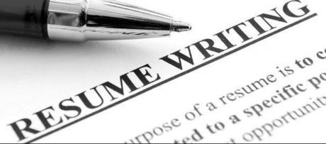 Resume writing services education