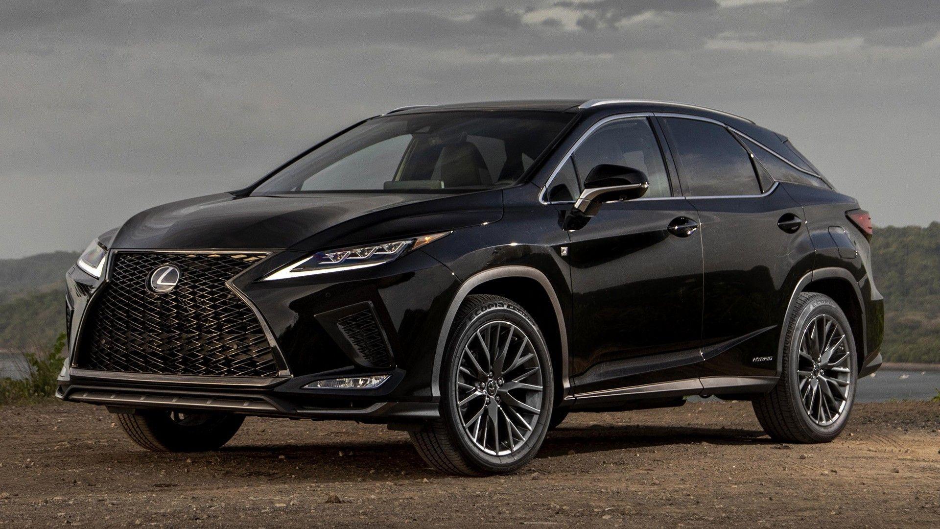 Lexus Rx 450h 2020 Em 2020 Carros