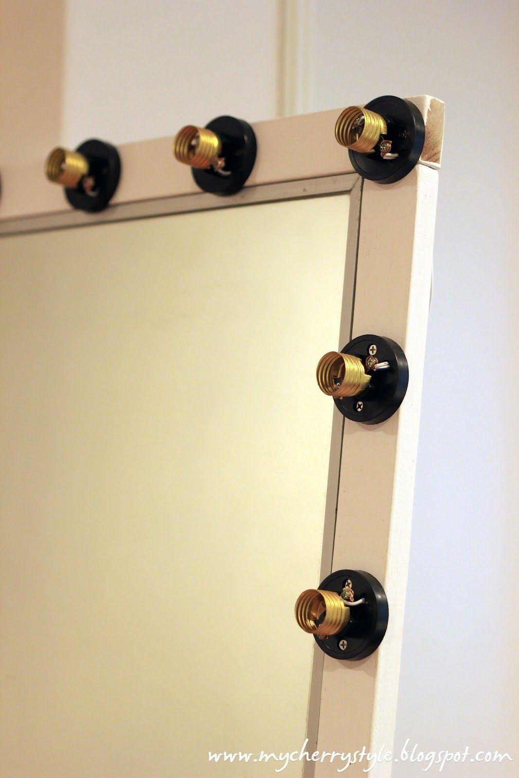 Light bulb socket for vanity mirror httpjohncow pinterest light bulb socket for vanity mirror aloadofball Images