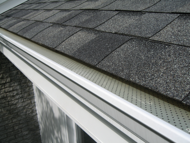 Rain Gutters And Eavestroughs Blog Advice On Rain Gutter Protection And Installation And Rainwater Management Gutter Protection Rain Gutters Gutters