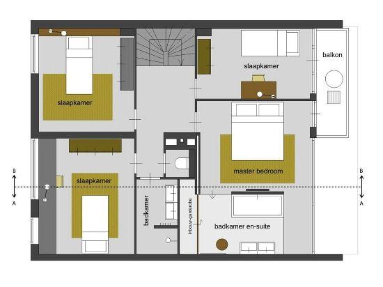 plattegrond badkamer en suite - Google zoeken | Bathroom | HUYS91 ...