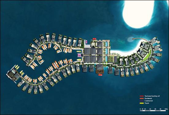 Java Island The World Dubai Uae Services Development