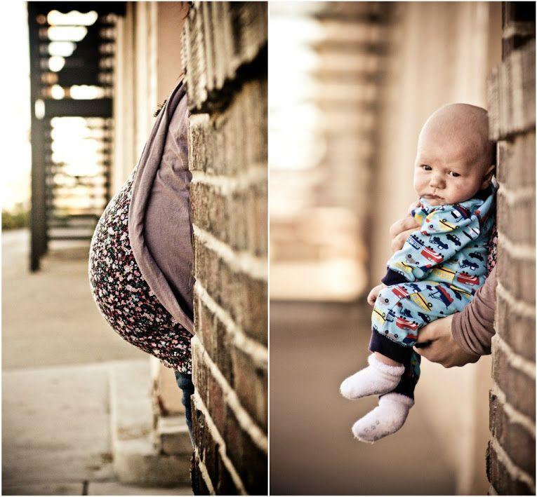 15 Idéias de Fotos Antes e Depois da Gravidez - Mamãe Tagarela
