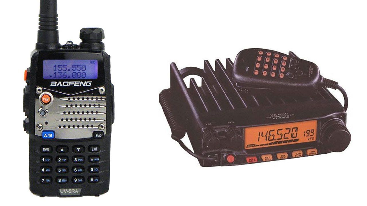 Top 10 Best Ham Radios Reviews In 2016 Best Handheld Ham Radio