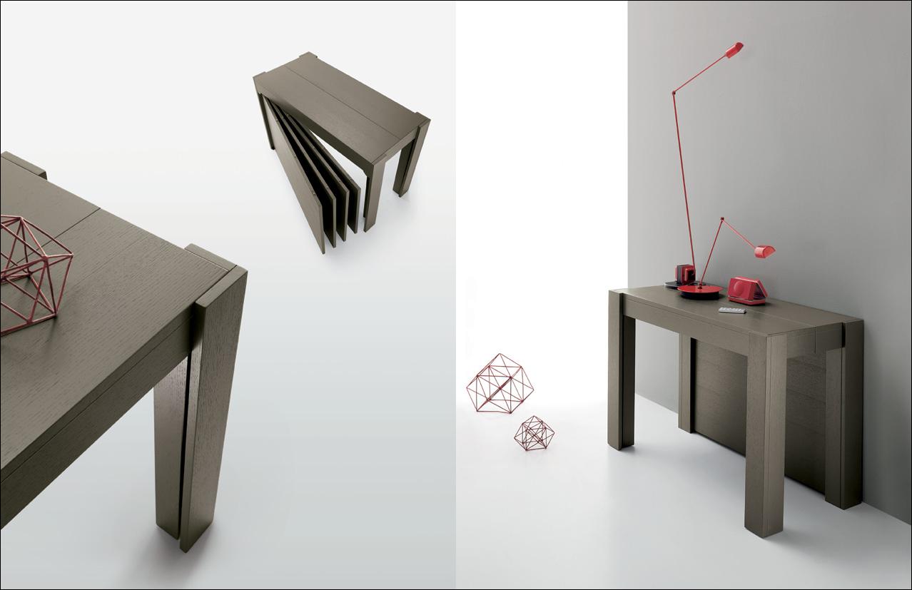 tavoli trasformabili multifunzione salotto / pranzo saliscendi ...