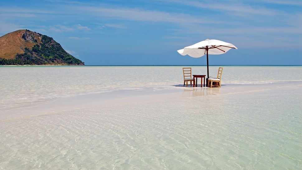 Amanpulo Resorts, Philippines - for those craving s-p-a-c-e  #solitude