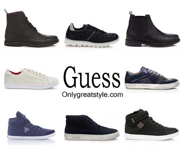 Guess shoes fall winter 2016 2017 footwear for men  70dcb6fbcd9