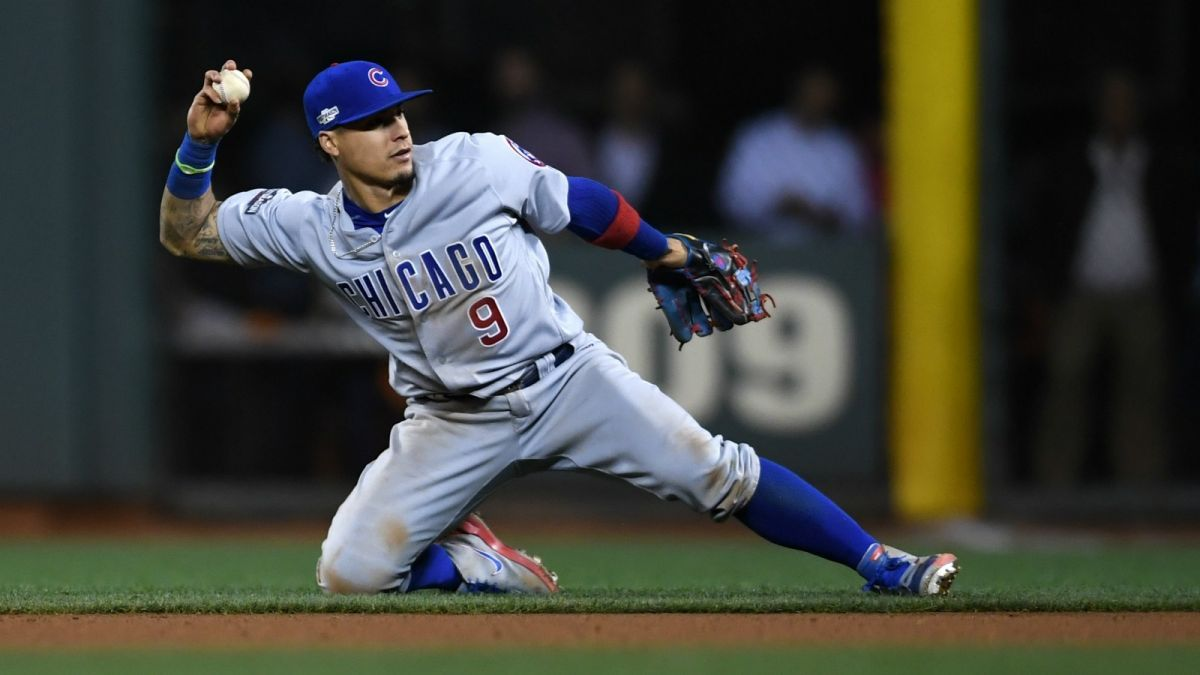 Fox Sports Mlb 11 15 2016 Former Scouting Director S Faith In Javier Baez Pays Off For Chicago Cubs Article Fantasy Baseball Chicago Cubs Baseball