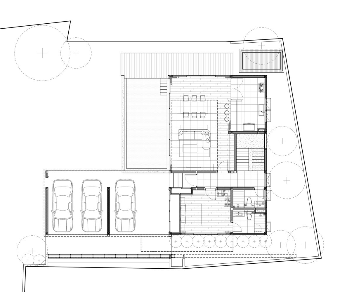 Gallery Of K Krit Residence Octane Architect Design 29 In 2020 Architect Design Architect Design
