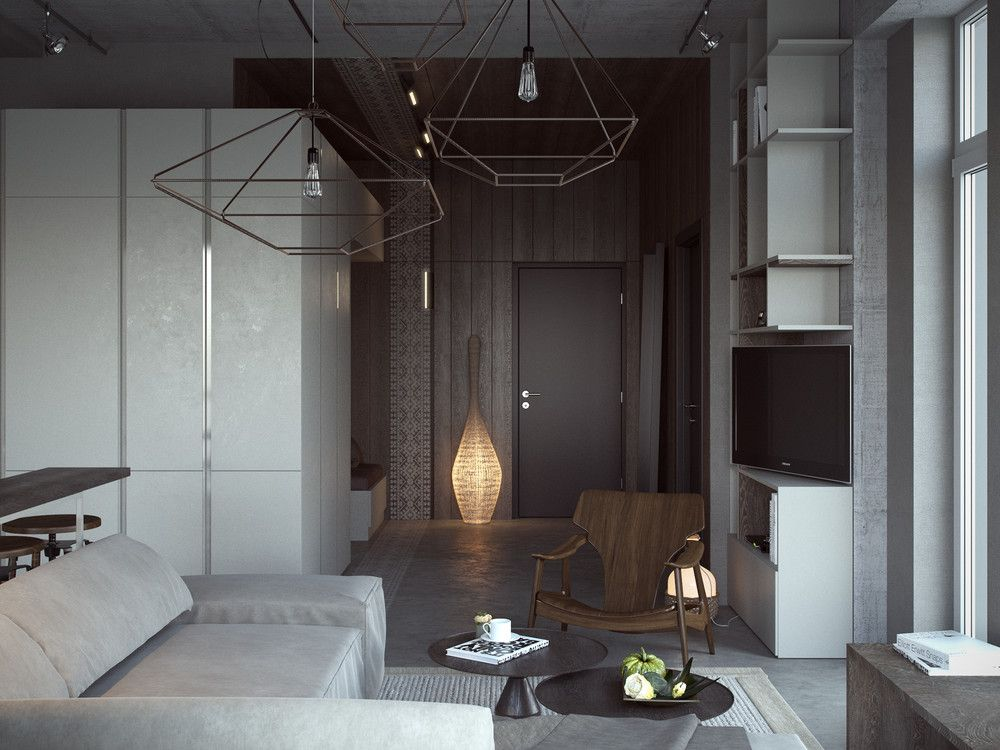 Http boomzer com 3 open atelier apartment studio apartment designstudio