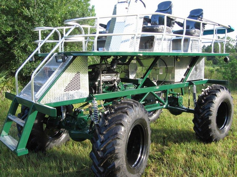 Swamp buggy parts florida ranger swamp buggy tractors for Motor and vehicles fl