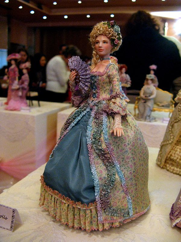 Miniature Dolls, Elisa Fenoglio ..