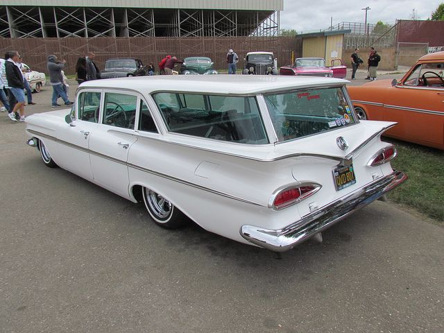 1959 Chevrolet Brookwood Station Wagon