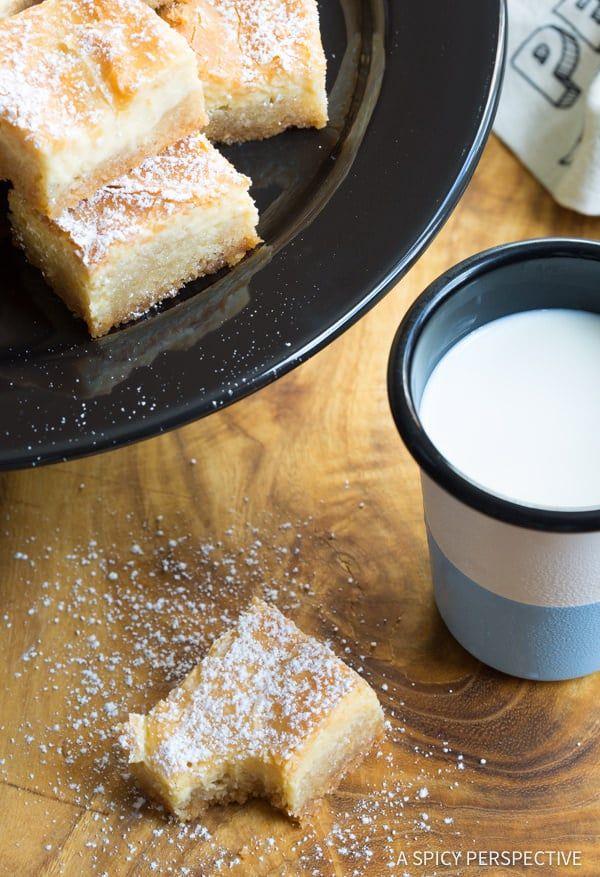 Squares cake recipes